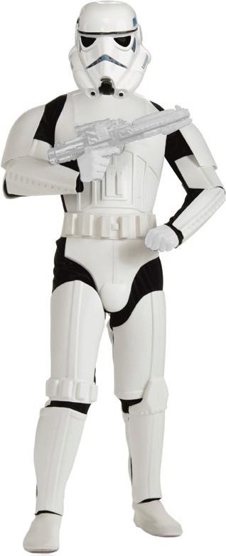 Image of Rubie's Stormtrooper Deluxe Adult (888572)