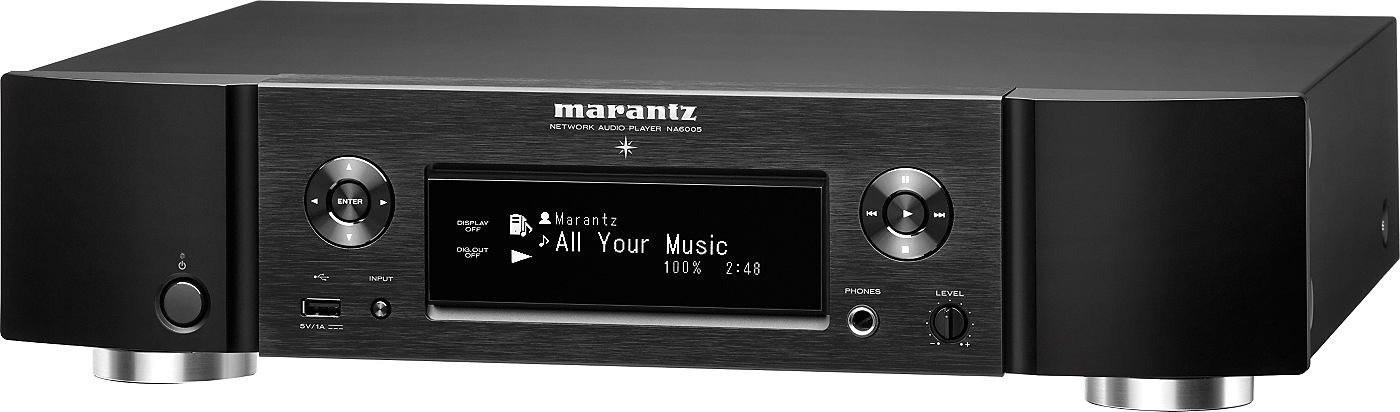 Marantz NA6005 Schwarz