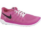 best authentic d7de7 2d5bd Nike Free 5.0 2014 GS Girls hot pink white black