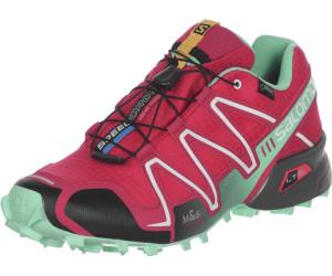 sports shoes b2f14 3a6c2 Salomon Speedcross 3 GTX W lotus pink/lucite green/black ab ...