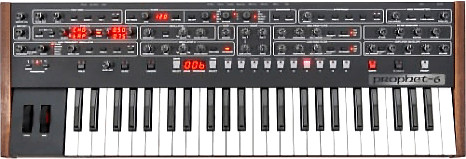 Image of Dave Smith Instruments Sequential Prophet 6