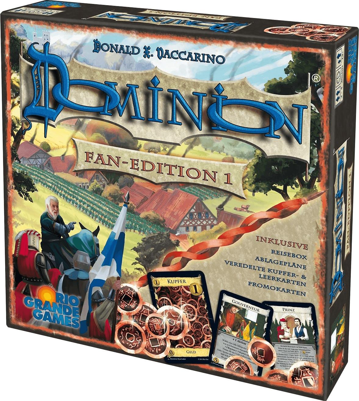 Rio Grande Games Dominion Fan-Edition 1