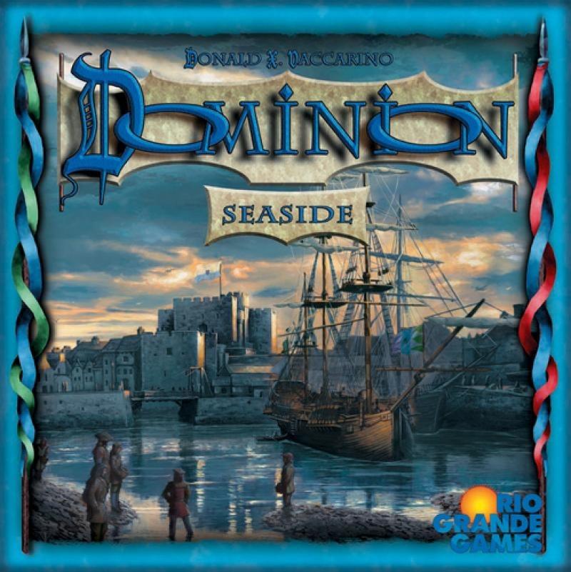 Rio Grande Games Dominion Seaside (deutsch)