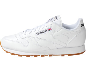 Reebok Classic Leather Chaussures de Sport Homme Blanc V0iOi0IS