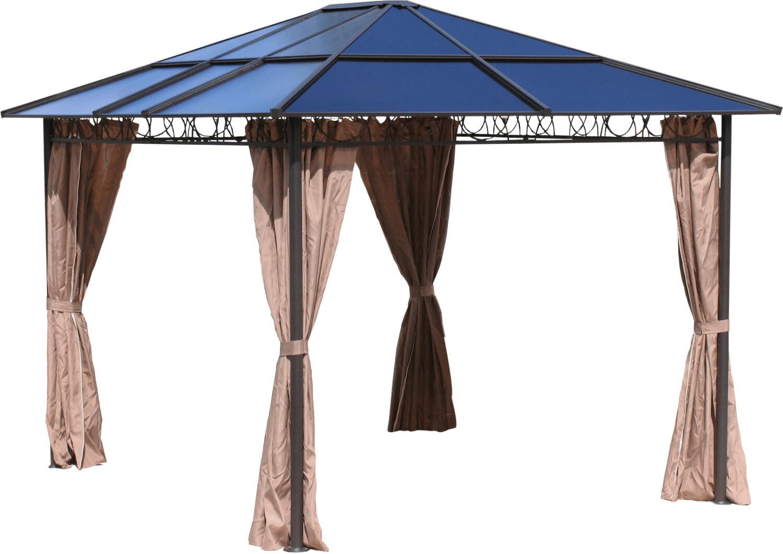 Grasekamp Alu-Pavillon Hardtop 3 x 3 m