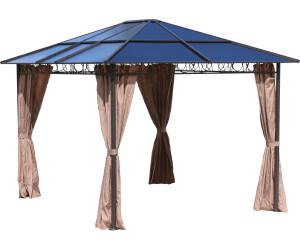 Pavillons Kaufen Eigenschaften : Grasekamp alu pavillon hardtop 3 x m ab u20ac 499 95 preisvergleich