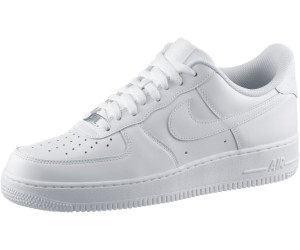 nike air force 1 weiß blau sole