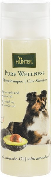 Hunter Pure Wellness Pflegeshampoo mit Avocado ...