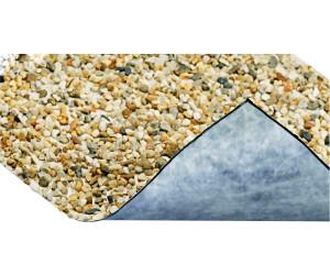 Steinfolie 12m x 0,4m breit Für Teichrand Bachlauf Ufer Teichfolie Teich
