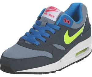 aa2b2e19202eb7 Nike Air Max 1 GS midnight grey volt hyper pink dark magneta ab 71 ...