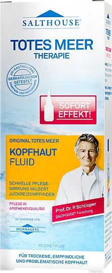 Salthouse Totes Meer Therapie Kopfhaut Fluid (60ml)