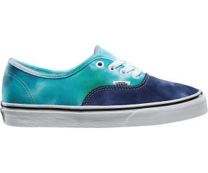 6c139e4864 Vans Authentic Tie Dye navy turquoise ab 39