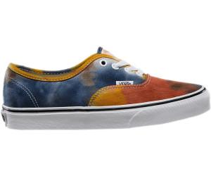 4b1b9b494a3528 Buy Vans Authentic Tie Dye navy burnt orange from £35.00 – Compare ...