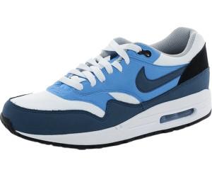 4c5e37aae5688f Nike Air Max 1 GS white night factor vivid blue ab 86