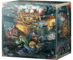 Image of Asmodée Arcadia Quest