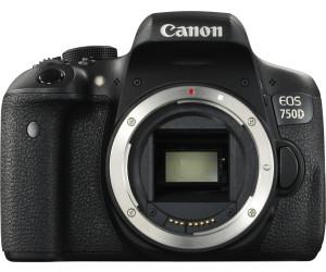 eos 750d eos 760d Cámara de negra para Canon EOS 700d