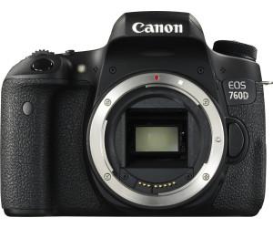 Canon EOS 760D Boîtier