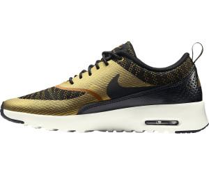 Nike Air Max Thea Knit Jaquard Wmns bronzinesailblack au