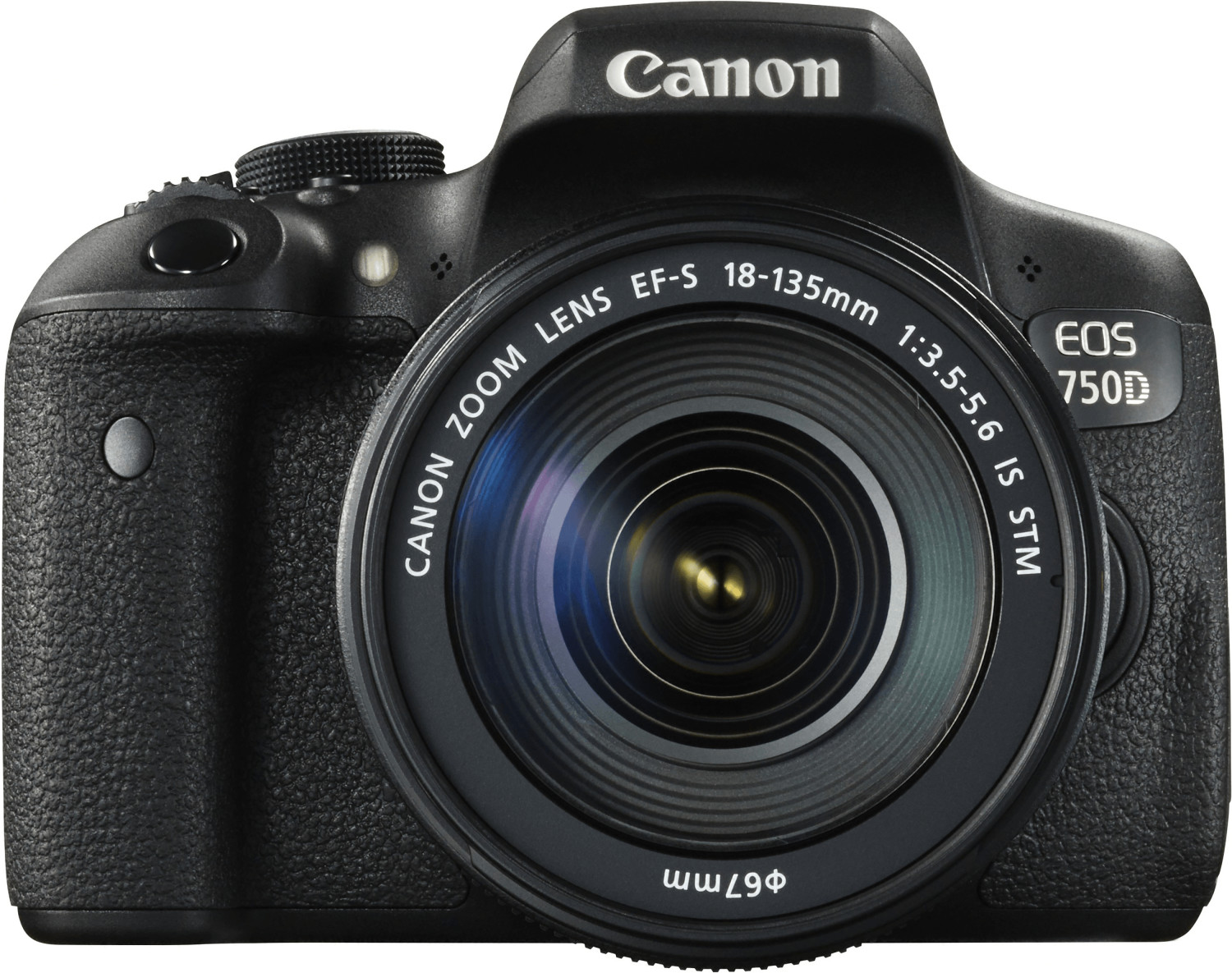 Canon EOS 750D Kit 18-135mm IS STM
