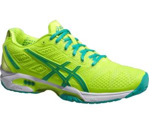 innovative design ce09e 68fa6 Asics Gel-Solution Speed 2 Women flash yellow mint sharp green