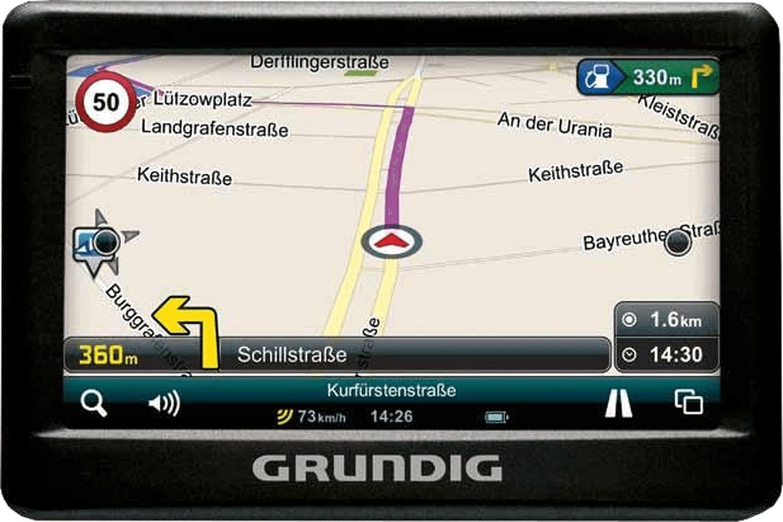 Grundig Navigationssystem M5