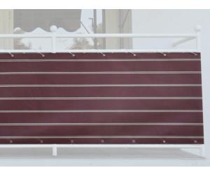 angerer balkonbespannung 75cm x 6m ab 59 35 preisvergleich bei. Black Bedroom Furniture Sets. Home Design Ideas