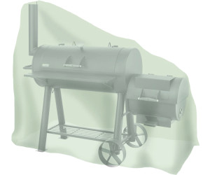 Tepro Toronto Holzkohlegrill Smoken : Tepro garten biloxi grillwagen smoker thermometer im deckel