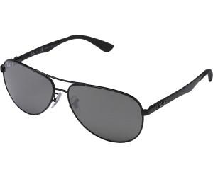 a37a13cb54d ... 002 K7 shiny black   grey mirror black polar. Ray-Ban Carbon Fibre  RB8313