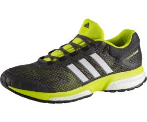 Adidas Response Boost semi solar yellowwhitesolid grey ab