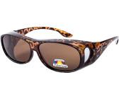 Polaroid P8301B 09Q OD Sonnenbrille Überziehbrille No5svB4WL1