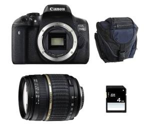 Canon EOS 750D Kit 18-200 mm Tamron
