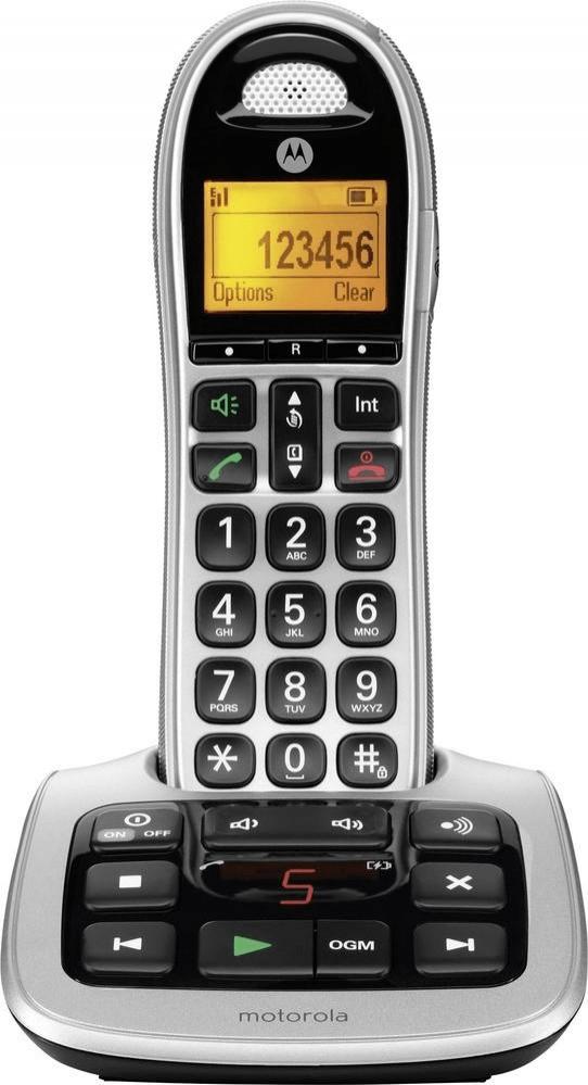 Motorola CD 311 schnurloses Telefon