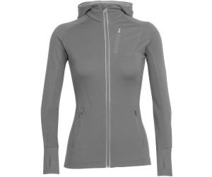Icebreaker Quantum Long Sleeve Zip Hood Damen ab € 107,97 ... 787d663bab