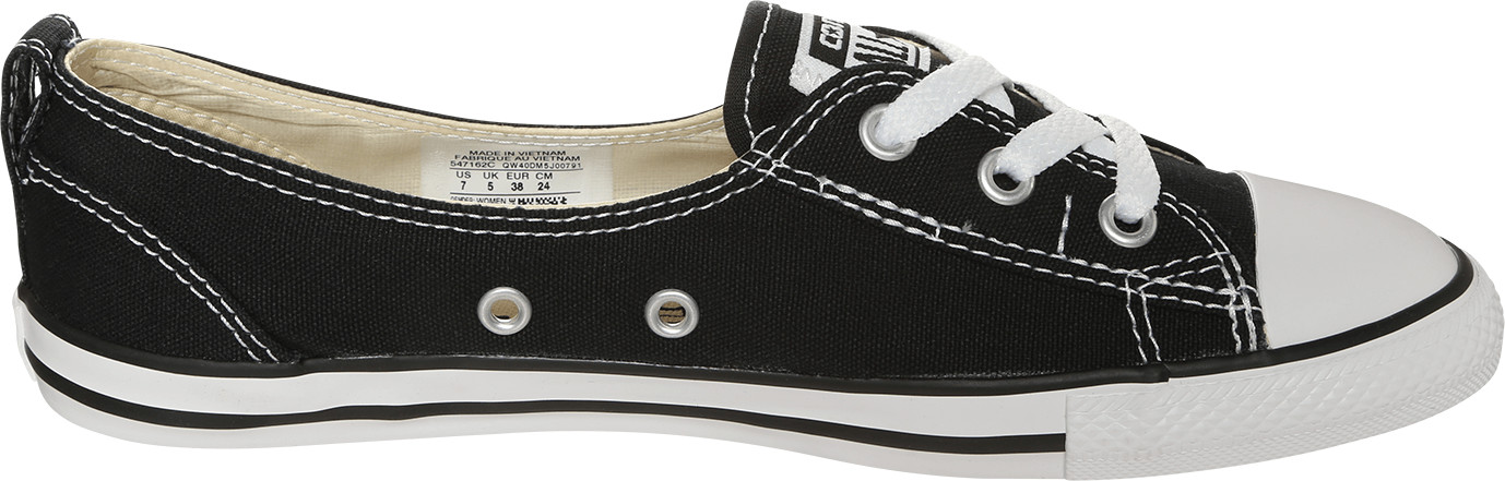 Converse Chuck Taylor All Star Ballet Lace - black (547162C)