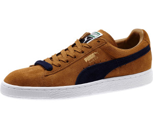 8b7de14aaa2a Buy Puma Suede Classic + bistre peacoat from £49.42 – Best Deals on ...