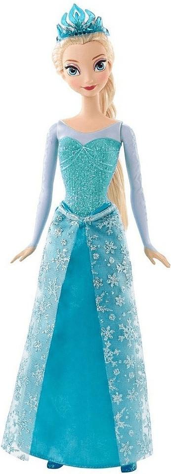 Mattel Elsa Purpurina