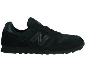new balance in black