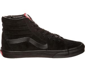Vans Sk8-Hi Suede all black au meilleur prix sur idealo.fr