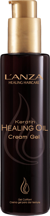 Image of Lanza Healing Haircare Keratin Healing Oil Cream Gel (200ml)