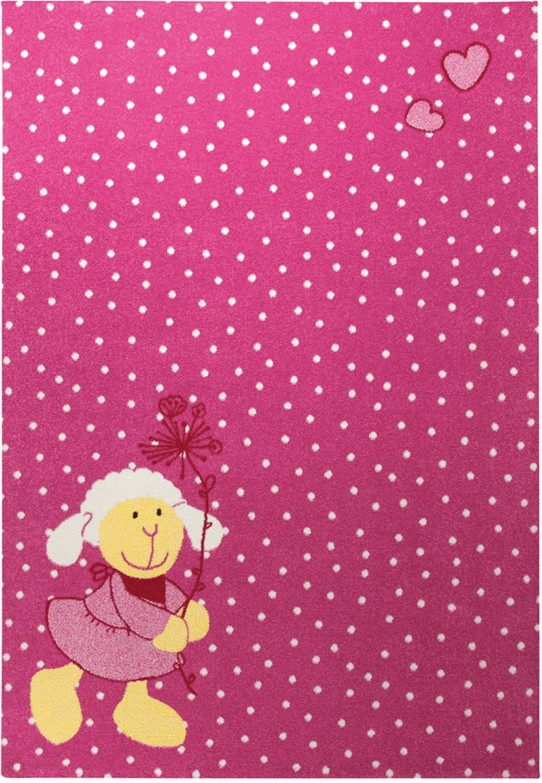 Sigikid Schnuggi 80 x 150 cm pink