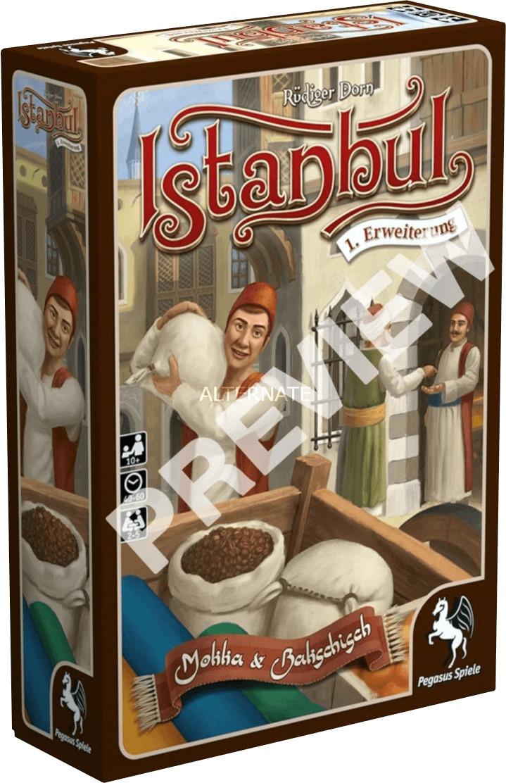 Istanbul - Mokka und Bakschisch