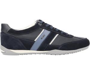 GEOX, Wells Schnürschuhe, hellgrau Schuhe Herren Halbschuhe