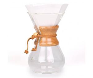 Chemex Filterpapier für 6, 8, 10 Tassen rund 100 Stk. ab 9