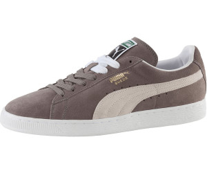 Buy Puma Suede Classic steeple gray white from £28.17 – Best Deals ... f07e70023