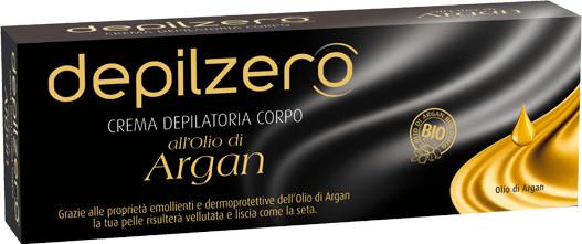Depilzero Hair Removal Cream with Argan Oil (15...