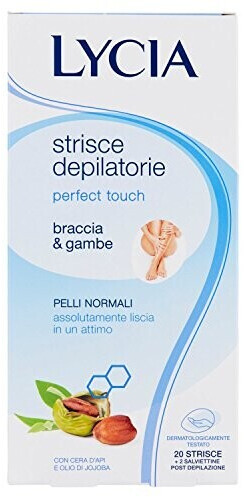 Lycia Perfect Touch hair Removal Stripes Arms a...