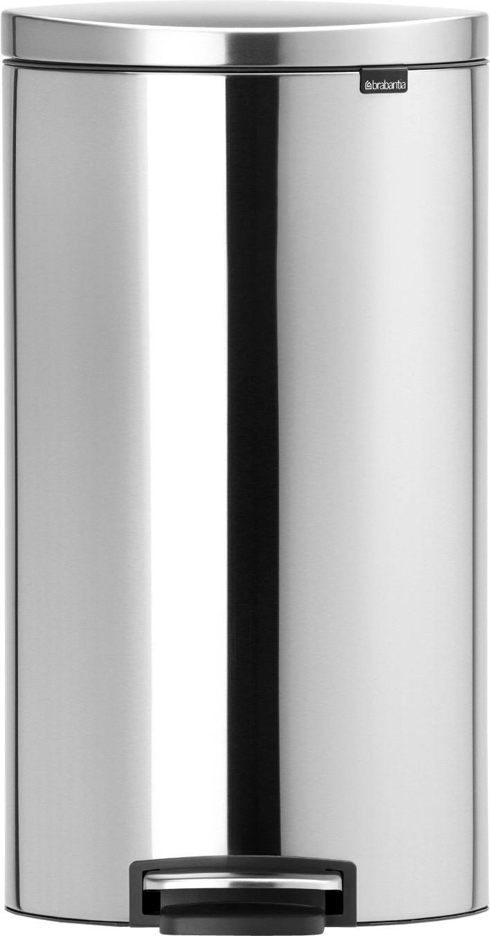 Brabantia FlatBack+ 30L matt steel FPP