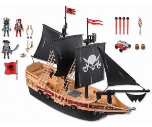 Playmobil pirates barco pirata 6678 desde 58 02 for Barco pirata playmobil