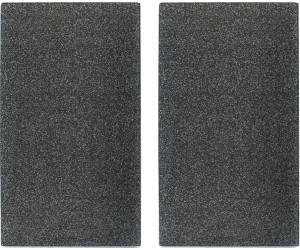 zeller herdabdeckplatte 2er set granit schwarz ab 12 50. Black Bedroom Furniture Sets. Home Design Ideas