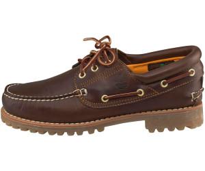 Timberland Authentics Classic 3 Eye Lug Boat Shoes Herren